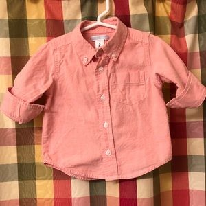 6-12 month Old Navy button down shirt